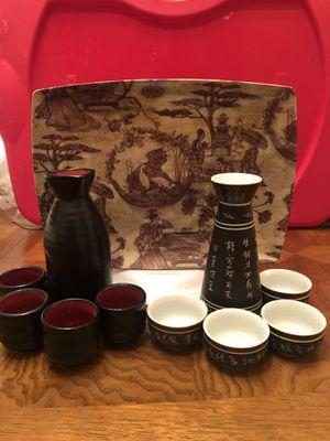 Japanese sake sets for Sale in Orlando, FL