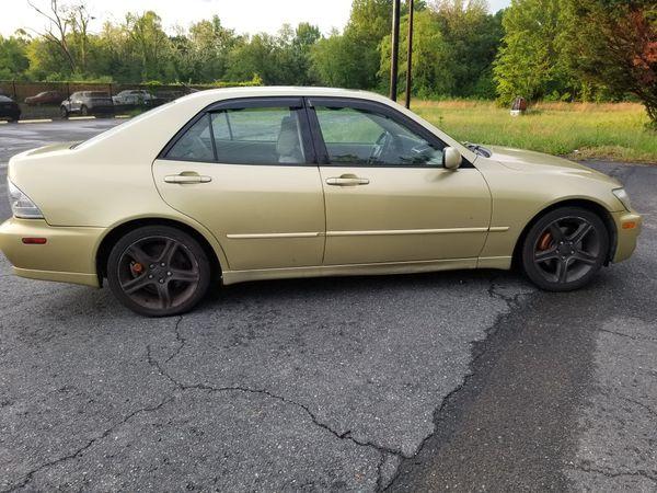2003 Lexus is300