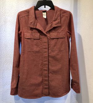Patagonia Organic Cotton Button Up for Sale in San Mateo, CA