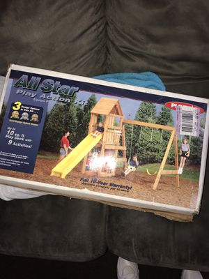 Play star action set for Sale in Waterbury, CT