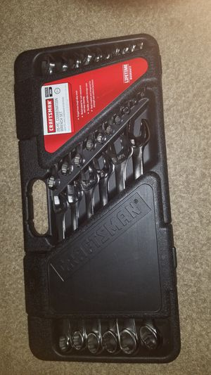 Craftsman 26 pc combination set for Sale in Houston, TX