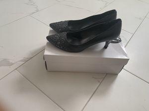 Nine West Heels, black, 7.5 for Sale in Nashville, TN