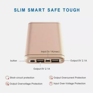Ultra-thin Portable Power Bank 12000mAh External Battery Charger For Mobile Devices for Sale in Santa Clara, CA