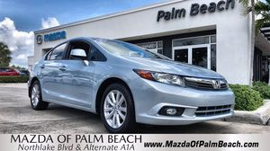 2012 Honda Civic Sdn for Sale in North Palm Beach, FL