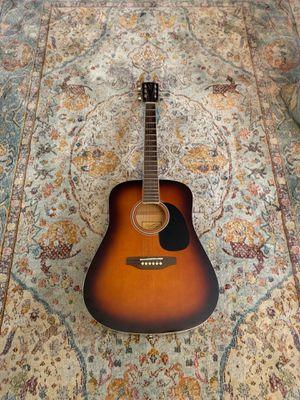 Harvest HW-101SB acoustic sunburst dreadnaught guitar for Sale in Waynesville, MO