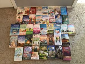 Romance novels (40 books) for Sale in Gilbert, AZ