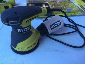 Ryobi 2.6 Amp Corded 5 in. Random Orbital Sander for Sale in Gilbert, AZ