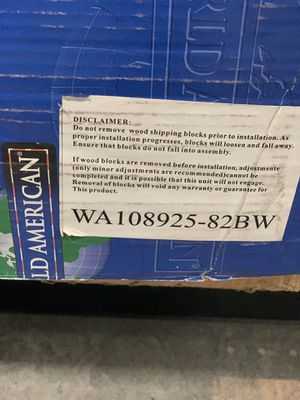 World American HD Clutch Kit # 108925-82BW for Sale in Ontario, CA