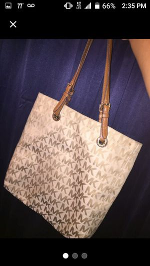 MK MICHAEL KORS TOTE LARGE PURSE BAG for Sale in Schaumburg, IL