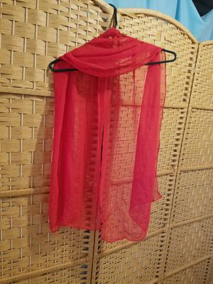 Red scarf for Sale in Tumwater, WA