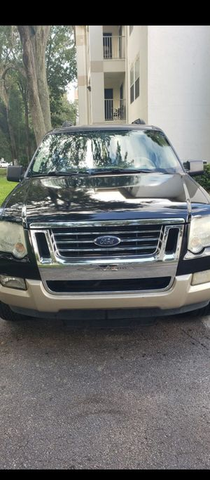 2006 ford explorer eddie bauer very clean for Sale in Tampa, FL