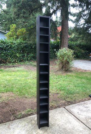 IKEA Benno CD or DVD tower for Sale in Bonney Lake, WA