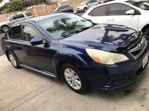 2010 Subaru Legacy awd for Sale in San Diego, CA