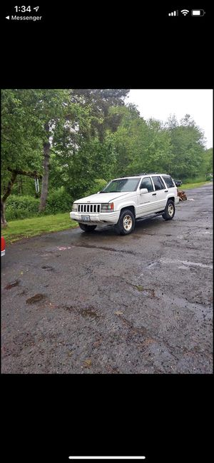 1996 Jeep Grand Cherokee for Sale in Washougal, WA