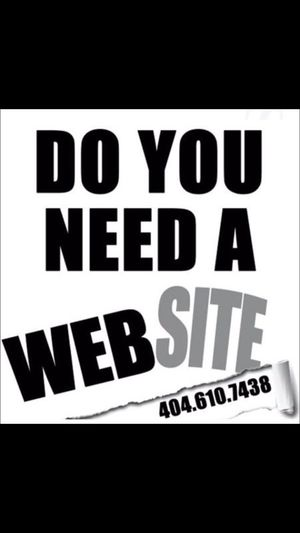 Do you need a Website? call us for Sale in Atlanta, GA