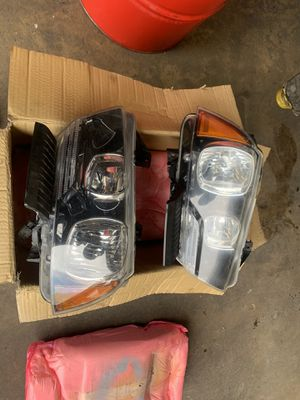 11-14 Dodge Charger oem headlights for Sale in El Cajon, CA