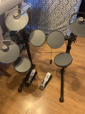 Yamaha electric drum set for Sale in San Antonio, TX