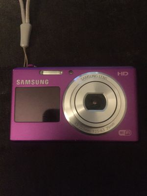 Samsung digital camera for Sale in Charlotte, NC