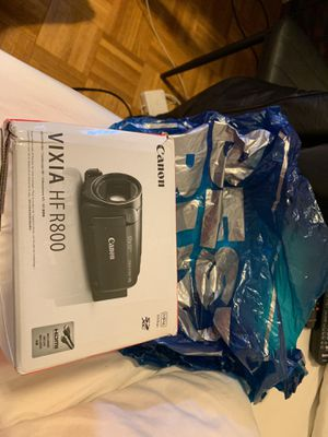 Canon HD vixia hf r800 for Sale for sale  New York, NY