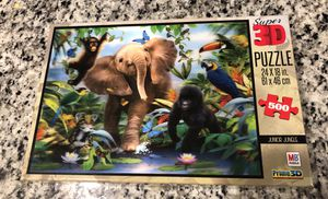 500 piece puzzle for Sale in Cary, NC