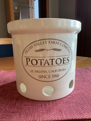 Potato Storage Crock for Sale in Columbia, MO