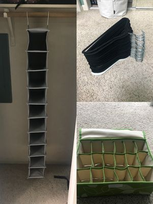 Closet organizer for Sale in Foster City, CA