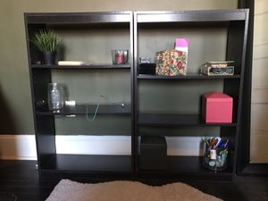 4 Bookshelves (set or individual) for Sale in Villanova, PA