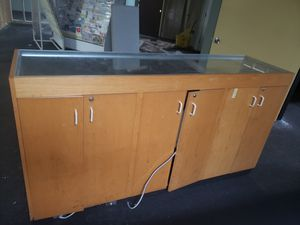 2 display cases $50 each or best offer for Sale in Pinellas Park, FL