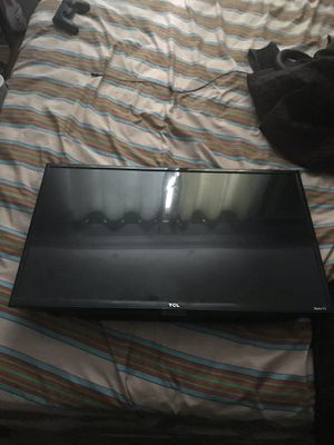 *STEAL* Tcl Roku tv for Sale in Tampa, FL