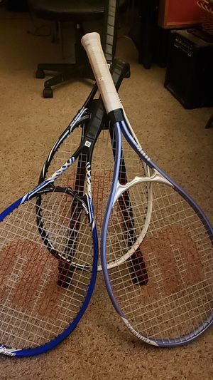 Wilson tennis rackets for Sale in Post Falls, ID