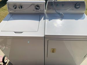 Washer & dryer for Sale in Bakersfield, CA