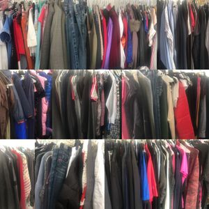 TONS OF CLOTHES!!! ALL MUST GO!! for Sale in Northfield, IL