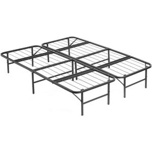 Pragma Simple Base Quad-Fold Bed Frame, Queen Size [Open Box] [Item 3002] for Sale in Irving, TX