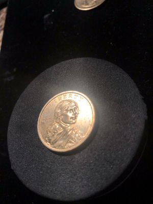 """Dollar gold coins Sacagawea undated """"RARE"""" for Sale in Buena Park, CA"""