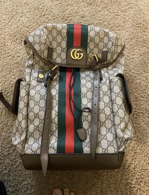 100% authentic Gucci backpack men's for Sale in Atlanta, GA