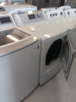 Lg washer and gas dryer new scratch and dents good condition 6 months warranty for Sale in Mount Rainier, MD