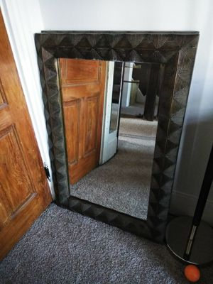 Huge wall mirror with frame for Sale in Lancaster, PA