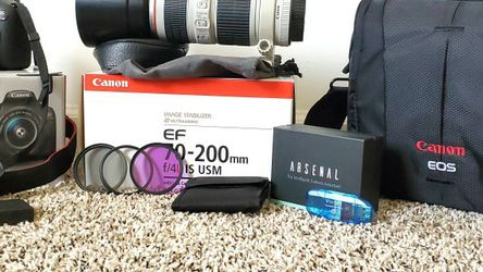Canon Rebel T7 Kit for Sale in Red Lion,  PA