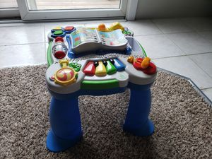 multi toy baby table for Sale in Rockville, MD