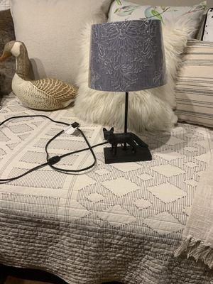 World Market Fox Lamp for Sale in Round Rock, TX