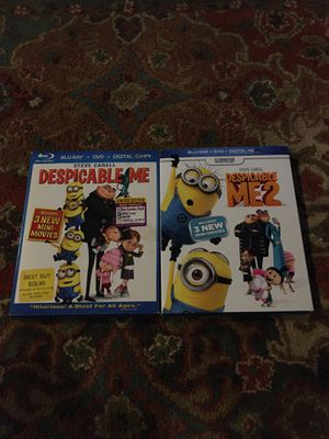 Despicable Me Blu-ray And DVD for Sale in Chicago, IL
