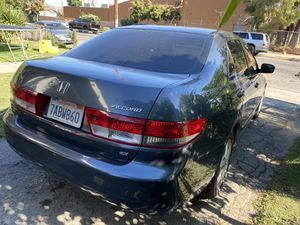 05 Honda accord ex gas savers automatic clean tile for Sale in San Bernardino, CA