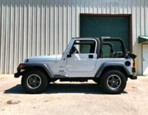 Price$1200 Jeep-Wrangler 2004 in perfect condition for Sale in Baltimore, MD