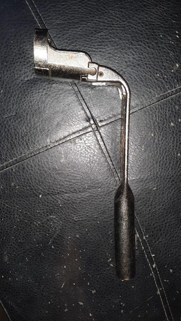 Fire sprinkler wrench