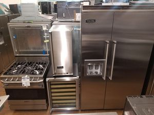 Viking kitchen set appliances for Sale in Beverly Hills, CA