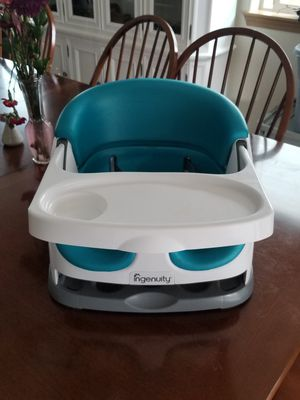 Ingenuity 2 in 1 Booster Seat for Sale in Portland, OR