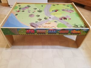 Small train table for Sale in Mount Prospect, IL
