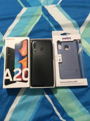 A20 32 gb. From metro by tmobile $100 for Sale in Kissimmee, FL