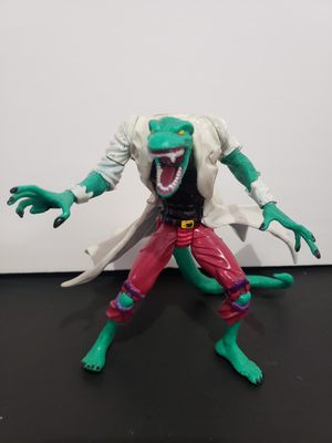 Lizard action figure. for Sale in Puyallup, WA