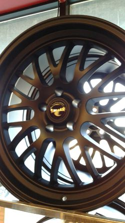 Staggered set Ridler brand rims for Sale in San Antonio,  TX